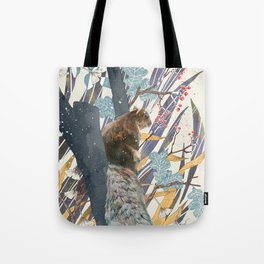 waiting for autumn Tote Bag