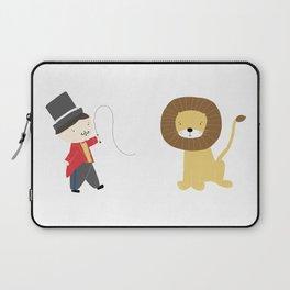 Lion Tamer Laptop Sleeve