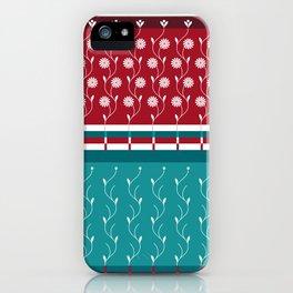 Winterflower iPhone Case