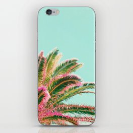 Fiesta palms iPhone Skin