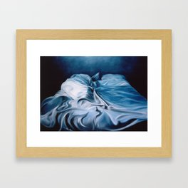 Absence Framed Art Print