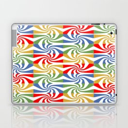motif carré 5 Laptop & iPad Skin