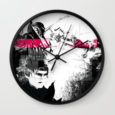 TYPE Wall Clock