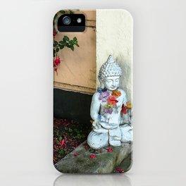 Street Buddha iPhone Case