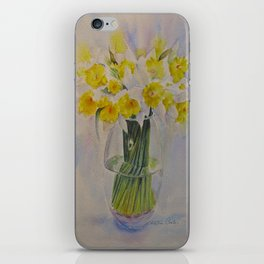 Spring of course! iPhone Skin
