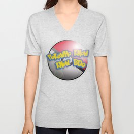 Pokewho Know Know BDO Unisex V-Neck