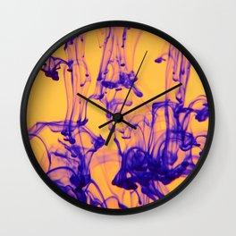 Contrasting Quiet Wall Clock