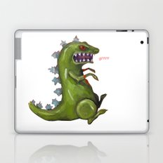 grrrr Laptop & iPad Skin