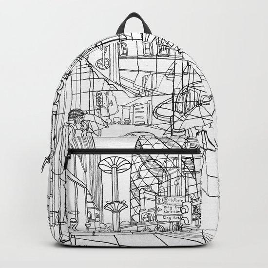 London! Backpack