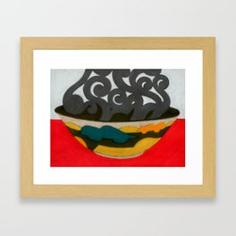 Arabian Earth Framed Art Print