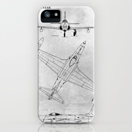 LOCKHEED P-80 iPhone Case