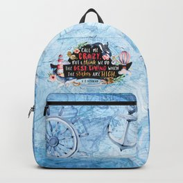 Lila Bard Backpack