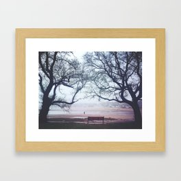 Tears Dry On Their Own Framed Art Print