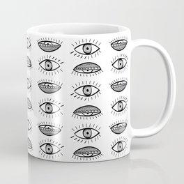 Won't Close My Eyes Coffee Mug