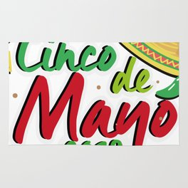 Cinco De Mayo 2018 Celebration Rug