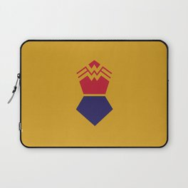 WonderWoman Alternative Minimalist Poster Laptop Sleeve