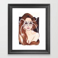 TechHaus Framed Art Print