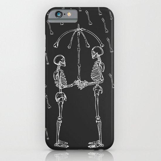 Raining Bone iPhone & iPod Case