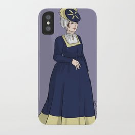 German Woman iPhone Case
