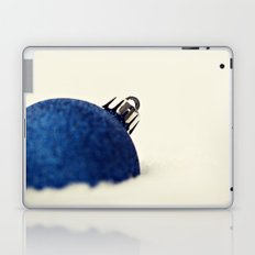 Ornament in the Snow Laptop & iPad Skin