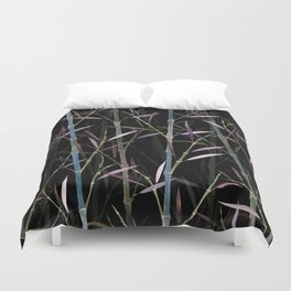 Bamboo Night Duvet Cover
