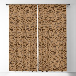 Directions Camouflage (Brown) Blackout Curtain