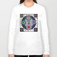ferris wheel Long Sleeve T-shirts featuring Ferris wheel by simay