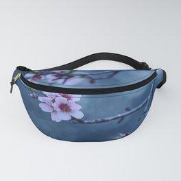 Blue spring Fanny Pack