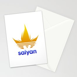 Saiyan Originals Stationery Cards