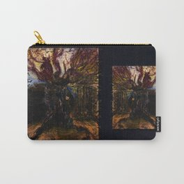 The Owl and Old Gnarly Carry-All Pouch