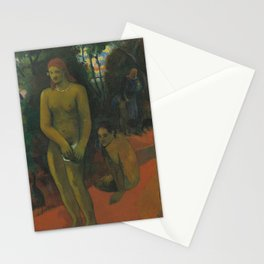 Paul Gauguin - Te Pape Nave Nave (Delectable Waters) Stationery Cards