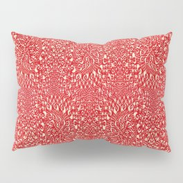 RED PATRON Pillow Sham