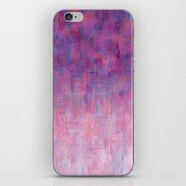 Warm Rain iPhone Skin