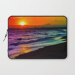 Rainbow Sunset Laptop Sleeve
