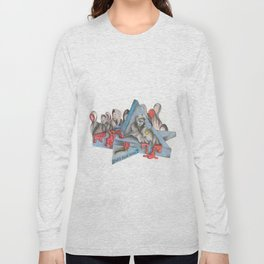 Volove Monument Long Sleeve T-shirt