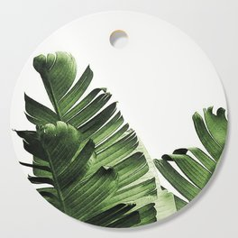 Banana leaf Cutting Board