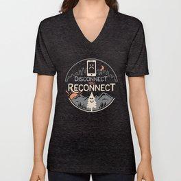 Reconnect... Unisex V-Neck