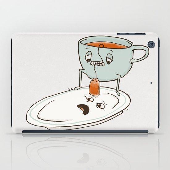 Tea Baggin' iPad Case