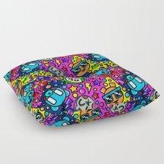 Bear Picnic Floor Pillow