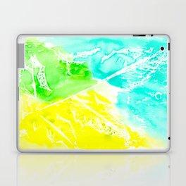 Resist Leaves Laptop & iPad Skin
