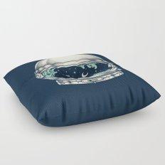 Spaceship Floor Pillow