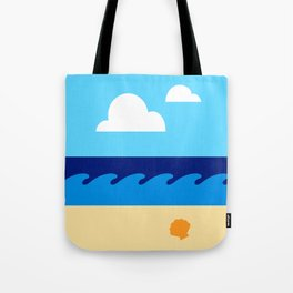 Let's Go to the Beach! Tote Bag