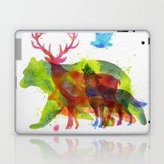 Bear & Friends Laptop & iPad Skin