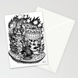 ABSOLEM-CHESHIRE CAT Stationery Cards