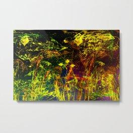 Colorandblack serie 116 Metal Print