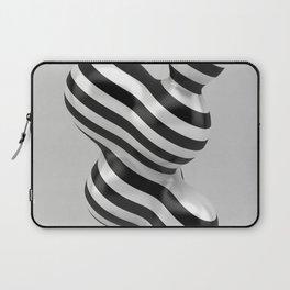 Primitive Stripes Laptop Sleeve