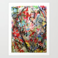 Loose Change Art Print