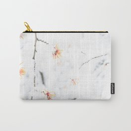 Witch Hazel in February Carry-All Pouch