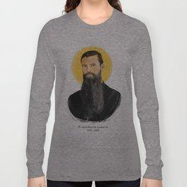 Pe. Julio Maria de Lombaerde Long Sleeve T-shirt