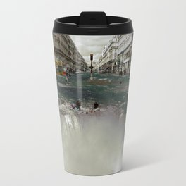The Street Fall Travel Mug
